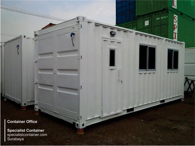 Harga Container Office