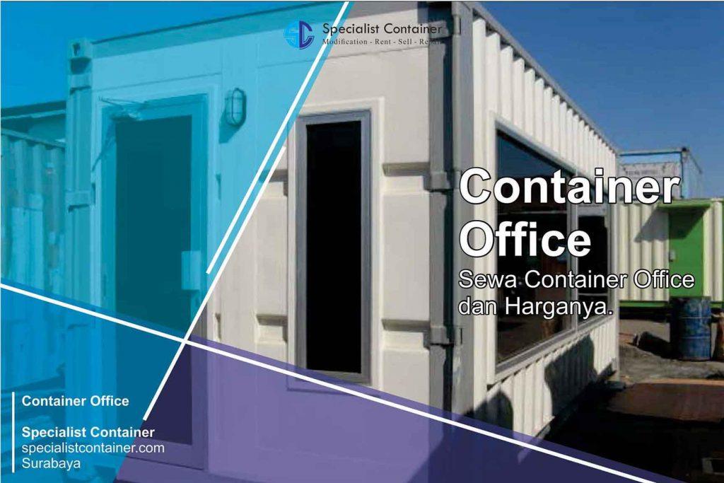 Sewa Kontainer Office